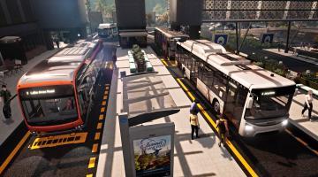 Скриншот Bus Simulator 21