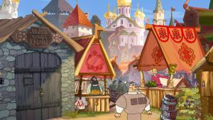 миниатюра скриншота Nikitich and The Dragon