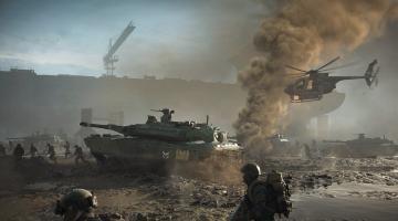 Скриншот Battlefield 2042