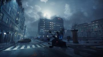Скриншот Bloodhunt
