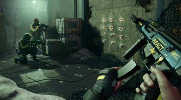 Скриншот Tom Clancy's Rainbow Six: Extraction