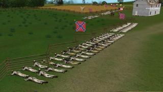Скриншот Take Command: 2nd Manassas