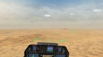 Скриншот JetFighter 2015