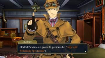 Скриншот The Great Ace Attorney Chronicles