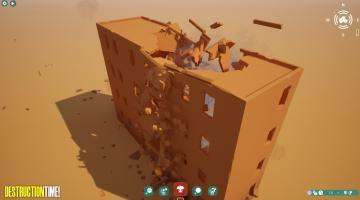 Скриншот Destruction Time!