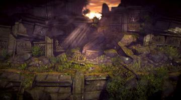 Скриншот Eiyuden Chronicle: Rising