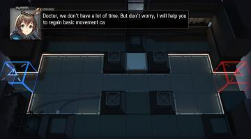 Скриншот Arknights