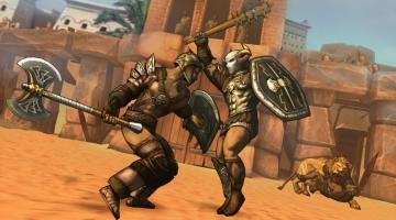 Скриншот I, Gladiator