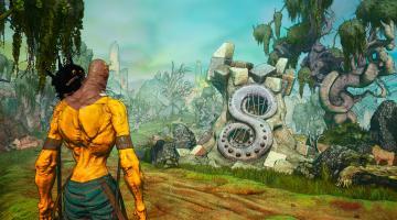 Скриншот Clash: Artifacts of Chaos