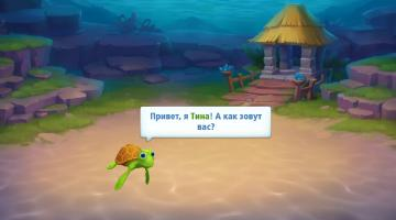 Скриншот Fishdom
