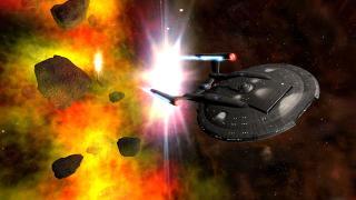 Скриншот Star Trek: Legacy