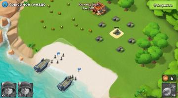Скриншот Boom Beach
