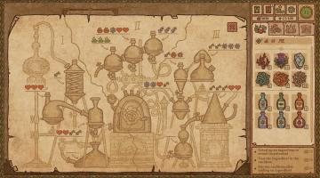 Скриншот Potion Craft: Alchemist Simulator