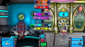 Скриншот Cosmo's Quickstop