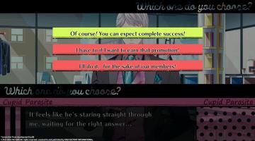 Скриншот Cupid Parasite