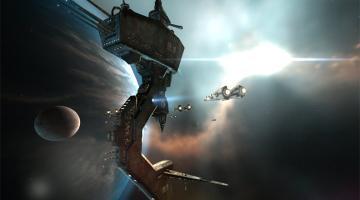 Скриншот EVE Online