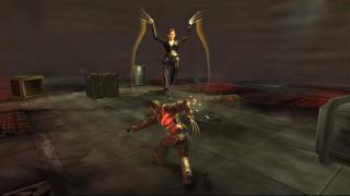 Скриншоты  игры X-Men: The Official Game