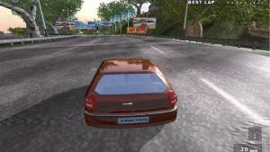 миниатюра скриншота X Motor Racing