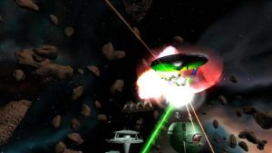 миниатюра скриншота Star Trek: Legacy