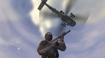 Скриншот Arma: Cold War Assault