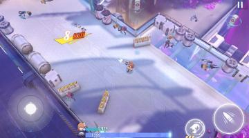 Скриншот Girl Cafe Gun