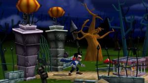 миниатюра скриншота Legendo's Dracula Twins