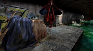 Скриншот Spider-Man: The Movie Game