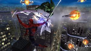 миниатюра скриншота Spider-Man: The Movie Game