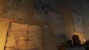 миниатюра скриншота The Secrets of Da Vinci: The Forbidden Manuscript