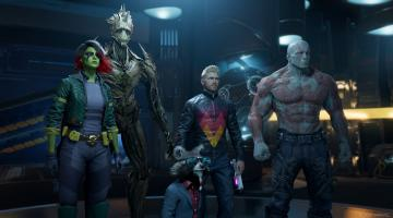 Скриншот Marvel's Guardians of the Galaxy