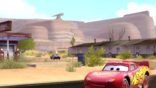 Скриншот Cars: The Videogame