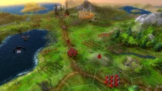 Скриншот Fantasy Wars