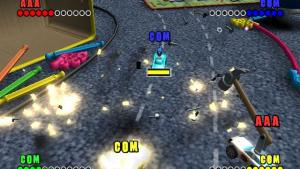 миниатюра скриншота Micro Machines V4