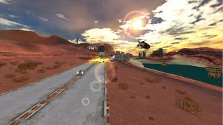 Скриншот Hoverace