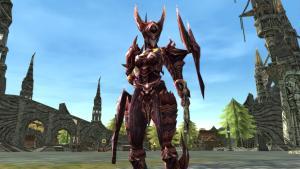 миниатюра скриншота ArchLord: The Legend of Chantra