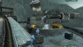 Скриншоты  игры Rogue Trooper