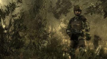 Скриншот Enemy Territory: Quake Wars