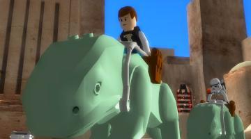 Скриншот LEGO Star Wars 2: The Original Trilogy