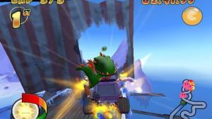 миниатюра скриншота Pac-Man World Rally