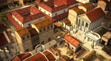 Скриншот CivCity: Rome