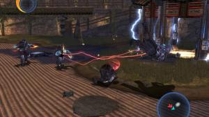 миниатюра скриншота X-Men: The Official Game