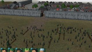 Скриншот Sango: The Fall of the Han Dynasty