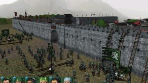 миниатюра скриншота Sango: The Fall of the Han Dynasty