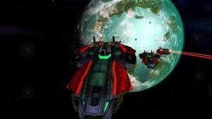 миниатюра скриншота Sword of the Stars