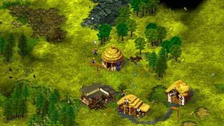Скриншот Cultures 2: The Gates of Asgard