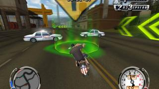 Скриншоты  игры American Chopper 2: Full Throttle