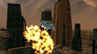 Скриншоты  игры Echelon