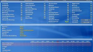 миниатюра скриншота Championship Manager 2007