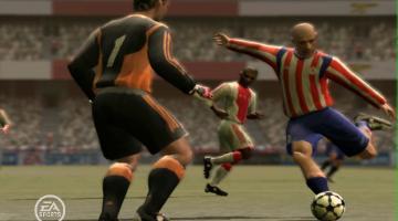 Скриншот FIFA 07