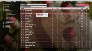 Скриншоты  игры LMA Manager 2007